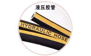 601系列SAE标准钢丝编织液压胶管